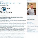 eye exams, eye care in las vegas, corneal transplantation, glaucoma, cataract surgery