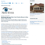 Las Vegas cataract surgeon, New Eyes, Henderson office moving to Green Valley, eye exams, cataract surgery, LASIK laser vision correction, glaucoma treatment, eye doctors, Dr. Helga Pizio