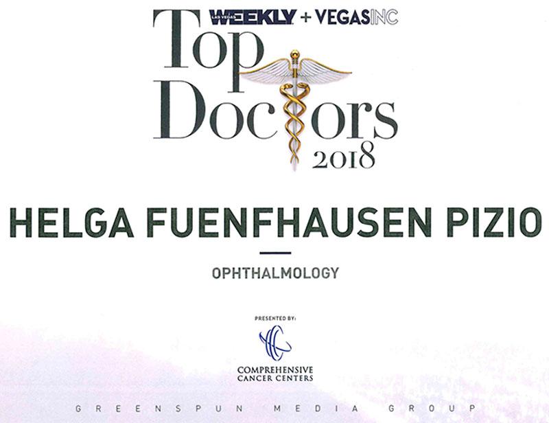 Dr Helga Top Doc 2018
